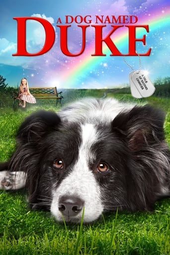 Poster of A Dog Named Duke