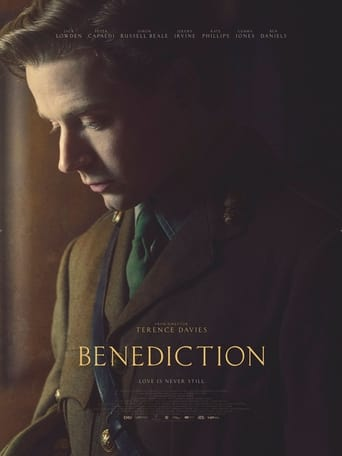 Poster of Benediction
