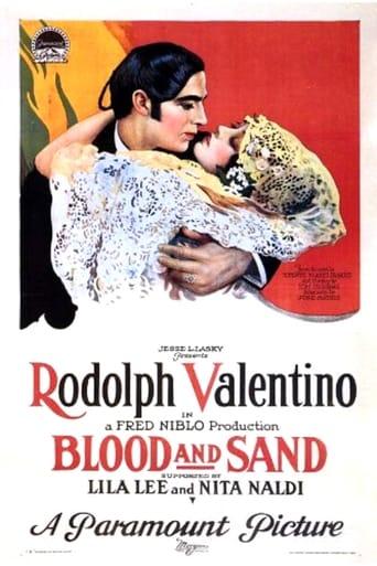 Poster of Blut und Sand