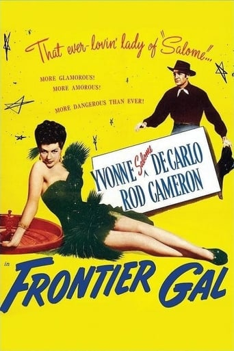 Poster of Frontier Gal