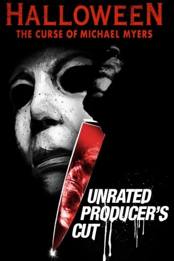 Poster of Halloween 6: The Curse of Michael Myers (Producers Cut)