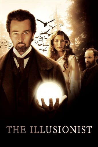 Poster of The Illusionist