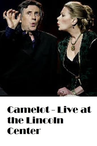 Camelot - Live at the Lincoln Center poster