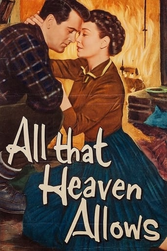 Poster of All That Heaven Allows