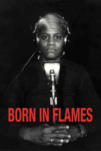 Poster of Born in Flames