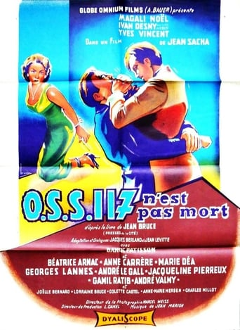 Poster of OSS 117 Is Not Dead