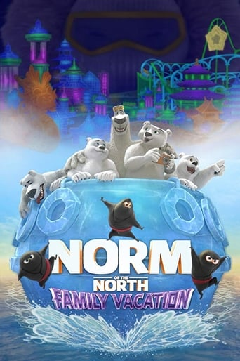 Norm of the North: Family Vacation