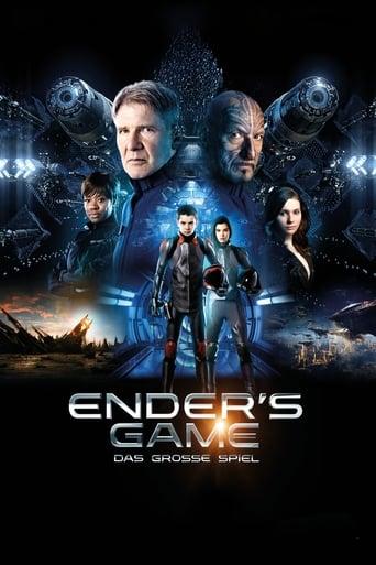 Filmplakat von Ender's Game - Das große Spiel