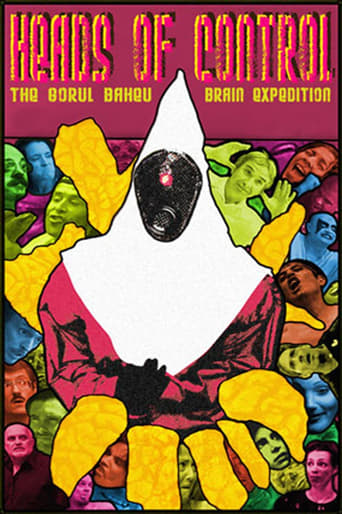 Poster of Heads of Control: The Gorul Baheu Brain Expedition