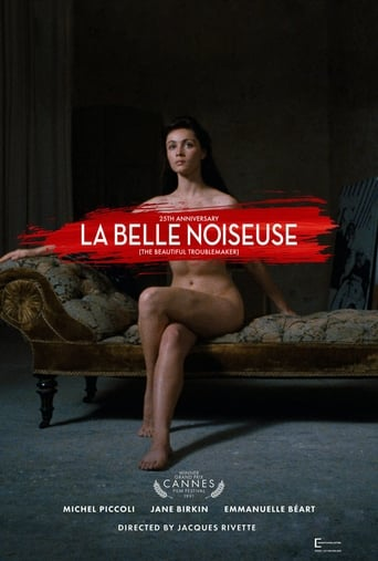 Poster of La Belle Noiseuse