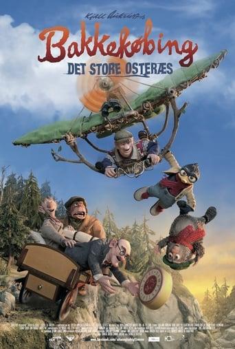 Poster of Bakkekøbing - Det store osteræs