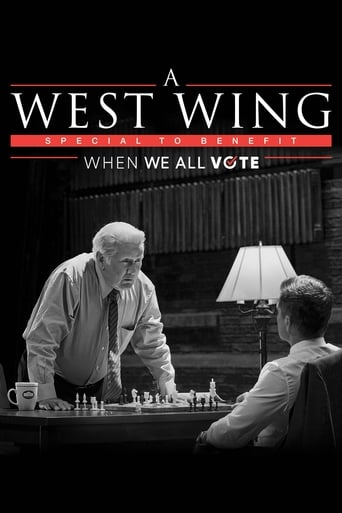 Poster of A West Wing Special to Benefit When We All Vote