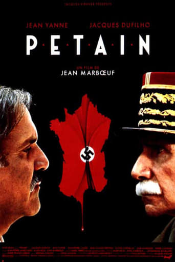 Poster of Pétain