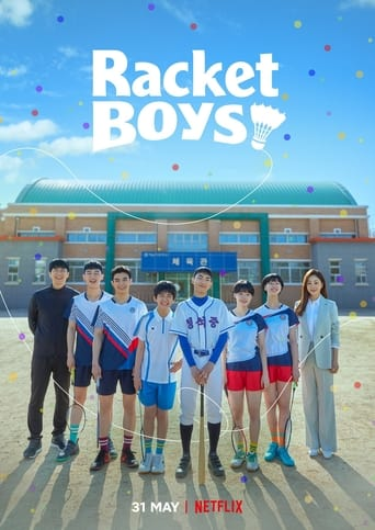 Poster of Racket Boys