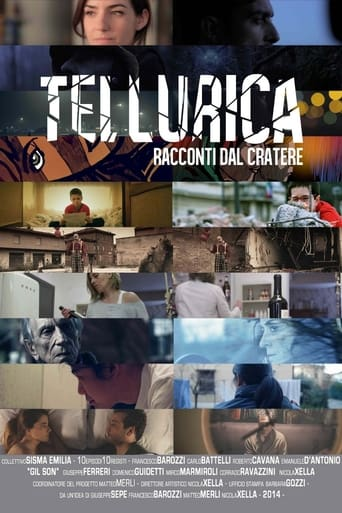 Poster of Tellurica - Racconti dal cratere