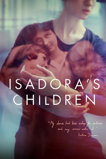 Poster of Isadora's Children