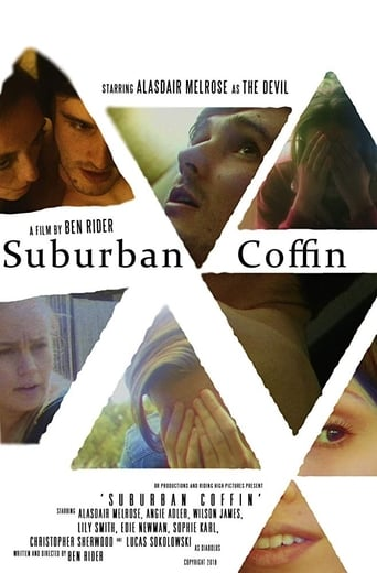 Poster of Suburban Coffin