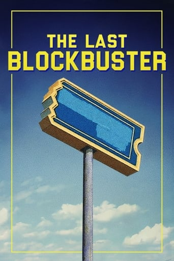 Poster of The Last Blockbuster