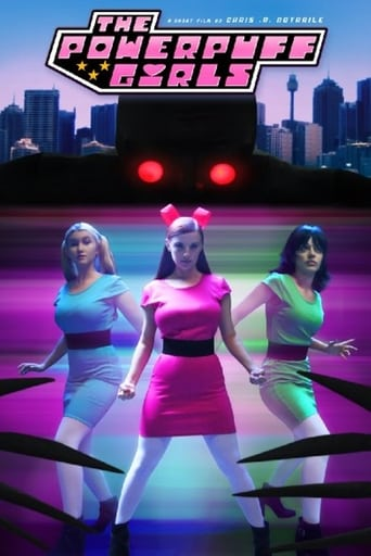 Poster of The Powerpuff Girls: A Fan Film