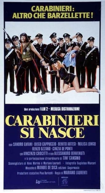 Poster of Carabinieri si nasce