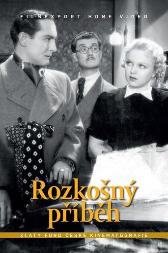 Poster of Rozkošný příběh
