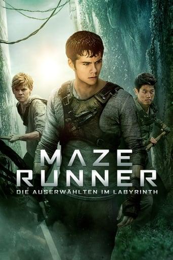 Poster of Maze Runner - Die Auserwählten im Labyrinth