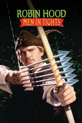 Poster of Robin Hood: Men in Tights