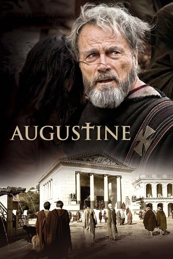Poster of Augustine: The Decline of the Roman Empire