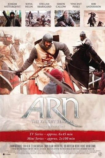 Poster of Arn: The Knight Templar