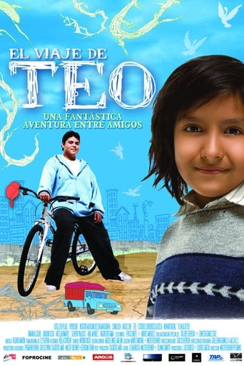Poster of Teo's Journey