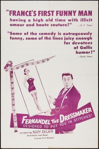 Poster of Fernandel the Dressmaker