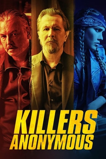Poster of Killers Anonymous