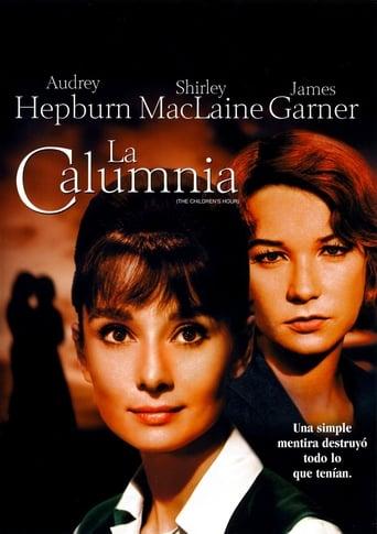 Poster of La calumnia