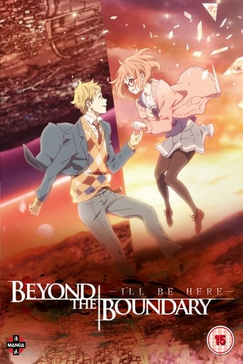 Poster of Beyond the Boundary: I'll Be Here - Future