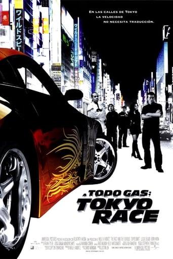 Poster of A todo gas: Tokyo Race