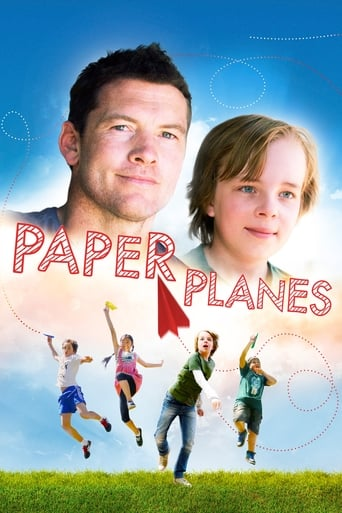 Poster of Paper Planes