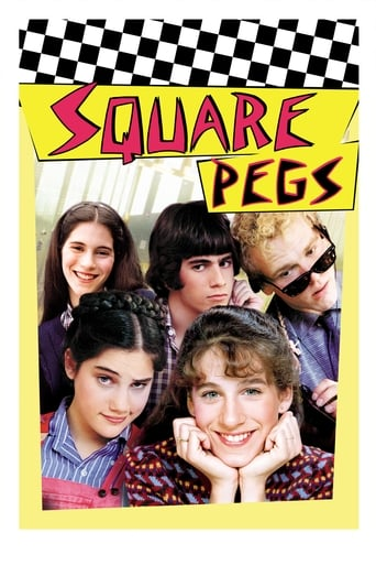 Poster of Square Pegs