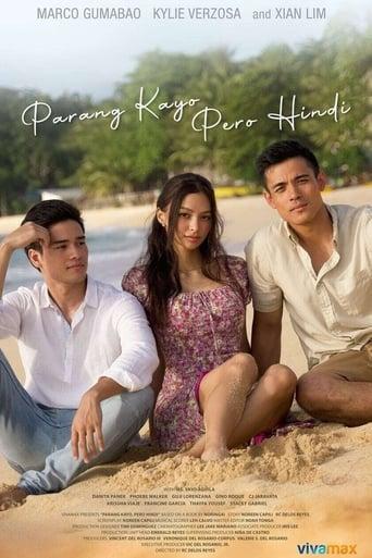 Poster of Parang Kayo Pero Hindi