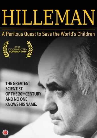 Poster of HILLEMAN – A Perilous Quest to Save the World's Children