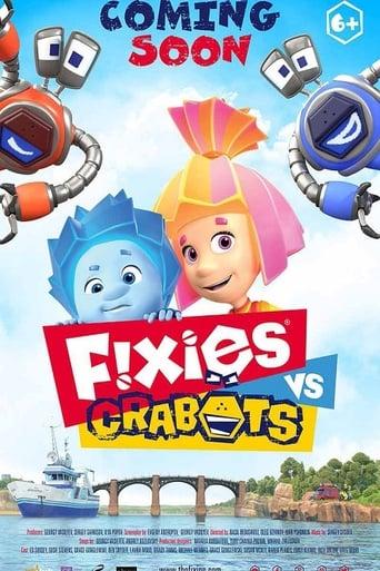 Poster of Fixies VS Crabots