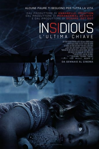 Poster of Insidious: L'ultima chiave