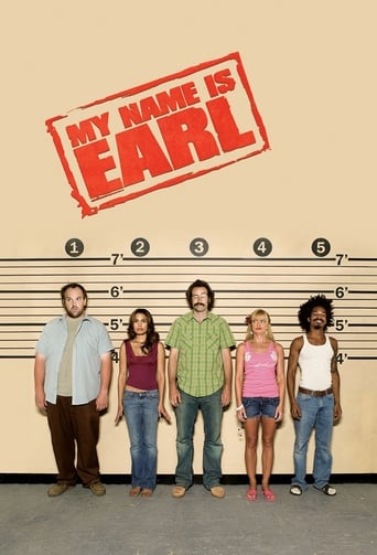 Poster of My Name Is Earl