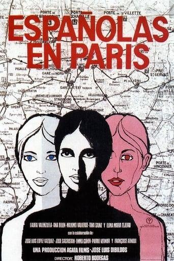 Spaniards in Paris