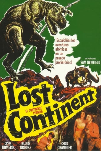 Poster of Lost Continent