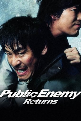 Poster of Public Enemy Returns