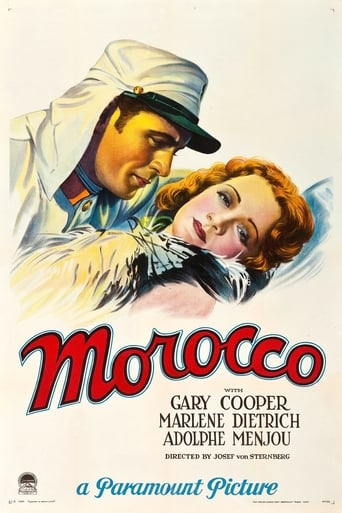 Poster of Morocco