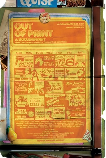 Poster of Out of Print