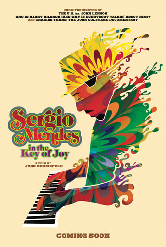 Poster of Sergio Mendes: In The Key of Joy