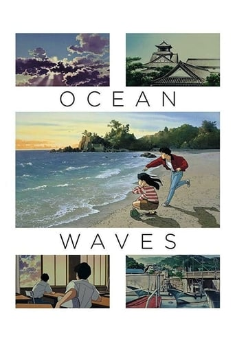 Poster of Ocean Waves