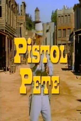 Poster of Pistol Pete